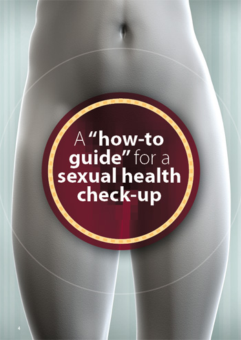 How to get a full sexual health check up