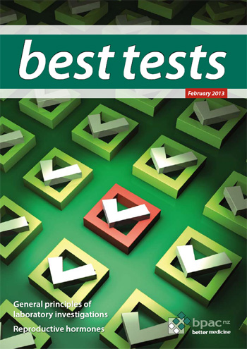 Reproductive hormones - Best Tests Issue 18
