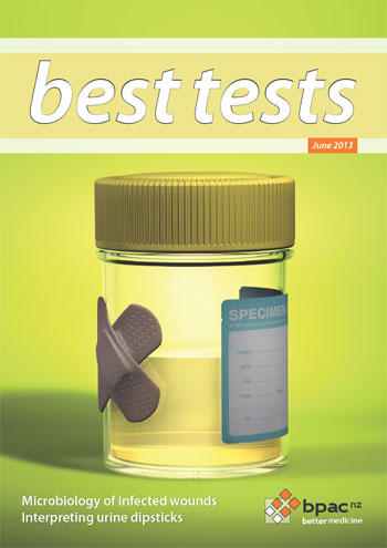 Interpreting urine dipstick tests in adults - Best Tests